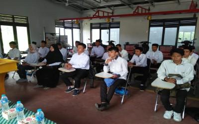 Pelatihan Servis Motor Injeksi Tahap 2 BLKK AL HUDA Resmi di Buka